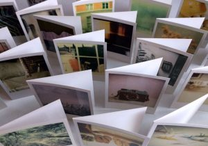 polaroid notecards