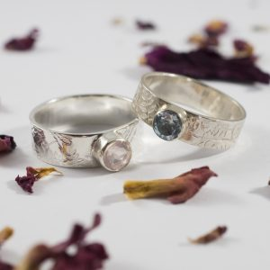 Multiple stone set rings (4 of 4) - Sarah-Jane Eganedit